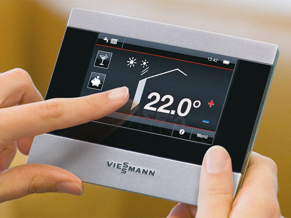 Viessmann-Remote control units
