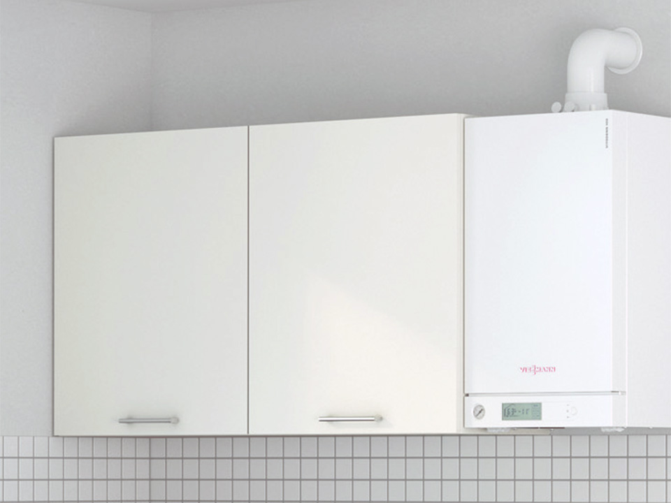 Viessmann Gas fired wall mounted unit